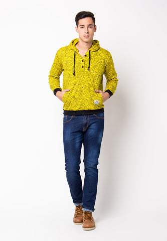 BLP-PG031/SWEATER-BN-DIAMOUND-FP-YELLOW-F