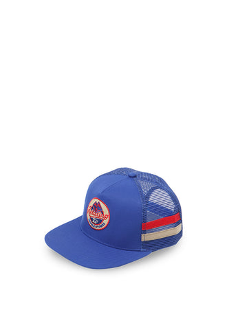 BLP-QA016/HAT-KD-TRUCKER-RELAXING22-BLUE