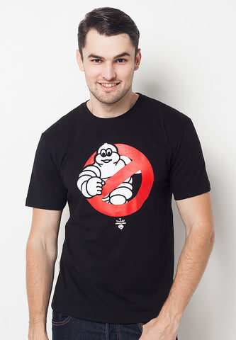 BLP-QF002/TSHIRT-E-MICHELIN-BLACK-M