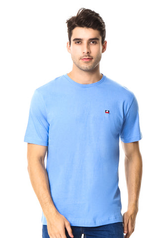 BLP-RB006/TSHIRT-FLAG-SKYBLUE-M