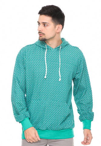 BLP-RF002/SWEATER INO CP MOTIF GREEN