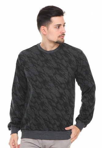 BLP-RF003/SWEATER INO HOUNDSTOOD D.GREY
