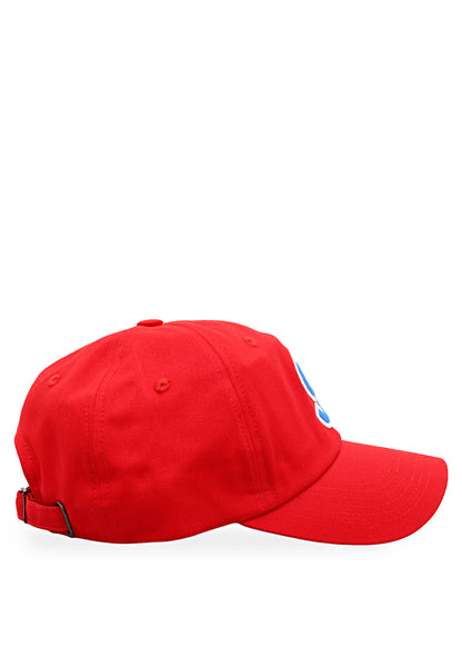 BLP-RK002/HAT DS INITIAL S RED