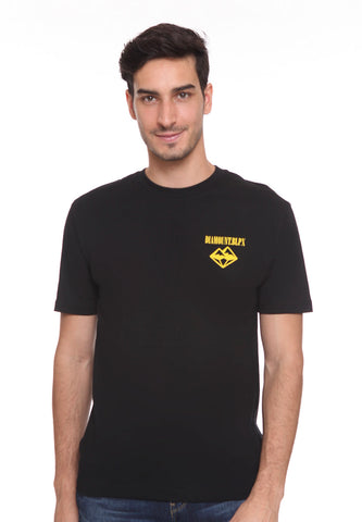 BLP-SC002/TSHIRT E DOUBLE TROUBLE BLACK - M
