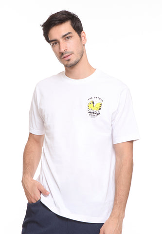 BLP-SE004 / BLOOP TSHIRT E CHICKS WHITE M