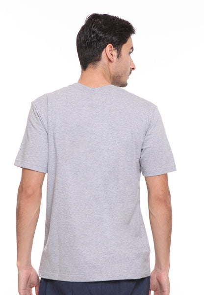 BLP-SE012 / TSHIRT E TRIANGLE MISTY GREY M