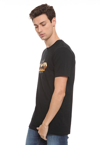 BLP-SL012 / BLOOP TSHIRT HD GOLD BLACK M