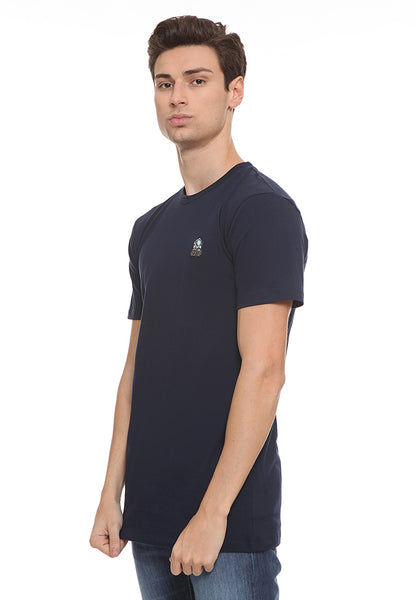 BLP-SL013 / BLOOP TSHIRT HD PATCH ASTRO NAVY M