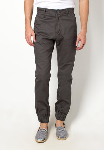 END-OI020/PANTS-LP-RB-CHINOS-CALEB-BLACK-M