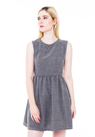 END-PA008/DRESS-R-GRELDA-MTF-GREY-F