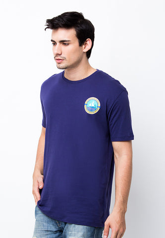 END-PA044/TSHIRT-B-BOATDELIGHT-BLUEVIOLET-M