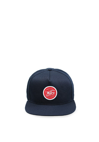 END-PA057/HAT-KD-SNAPBACK-BALL-NAVYBLUE