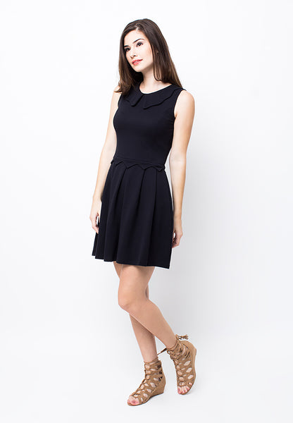 END-PB009/DRESS-R-EMILY-ZPR-BLACK-F
