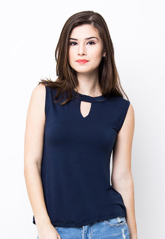 END-PB002/BLOUSE-R-SOPHIA-DARKBLUE-F