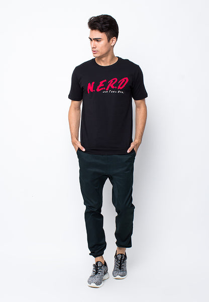 END-PB024/TSHIRT-WL-NERD-BLACK-M