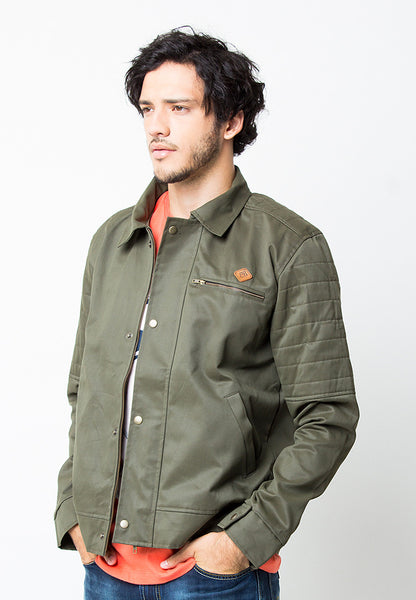 END-PC011/JACKET-I-LTR-COLTON-MODS-GREEN-M