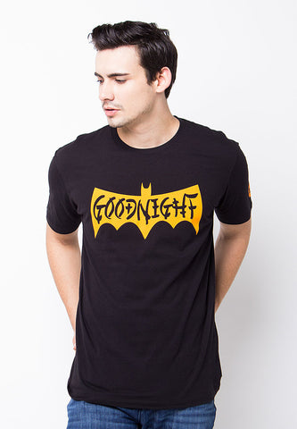 END-PE005/TSHIRT-B-GOODNIGHT-BLACK-M