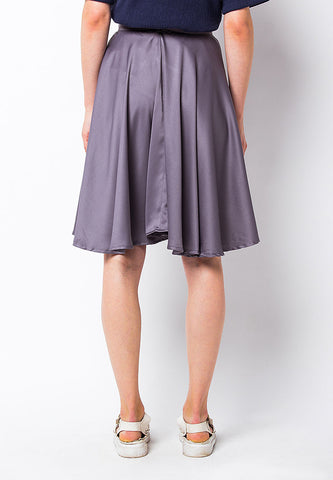 END-PE041/SKIRT-R-AUNDY-ZPR-LIGHTGREY-F