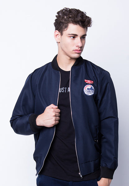 END-PF003/JACKET-I-PILOT-OLIVER-BDR-NAVY-M