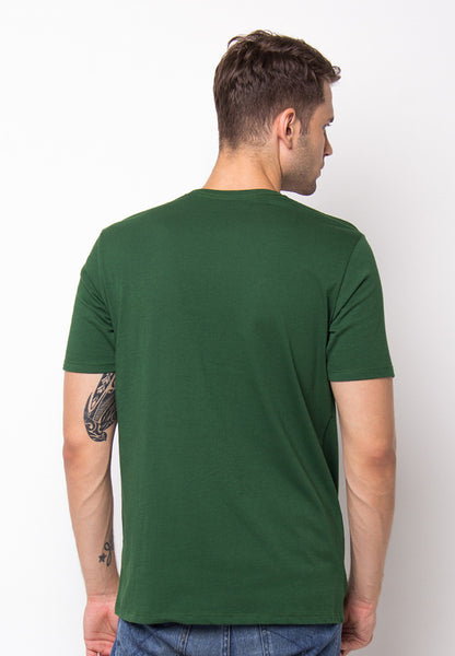 END-PF033/TSHIRT-WL-80S-GREEN-M