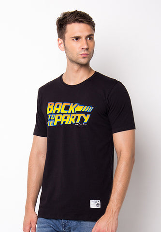 END-PF038/TSHIRT-WL-MYPARTY-BLACK-M