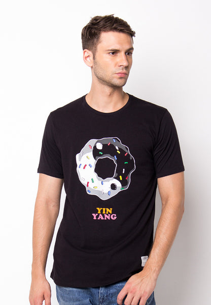 END-PF043/TSHIRT-WL-YINYANG-BLACK-M