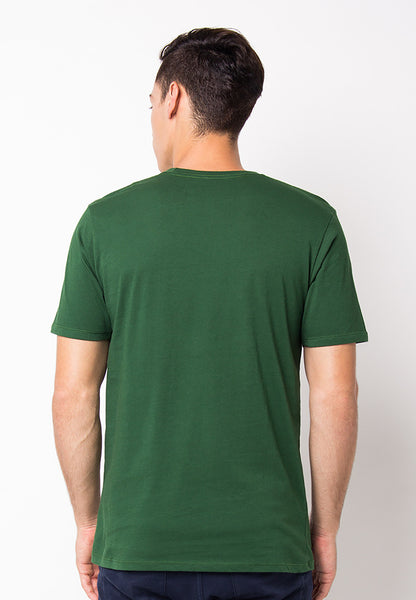 END-PF105/TSHIRT-WL-OLDPLANE-GREEN-M