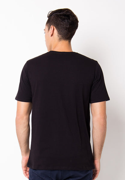 END-PF107/TSHIRT-WL-EINSTEINPHOTO-BLACK-M