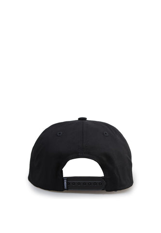 END-PF134/HAT-KD-SNAPBACK-DELIGHTLOGO-BLACK