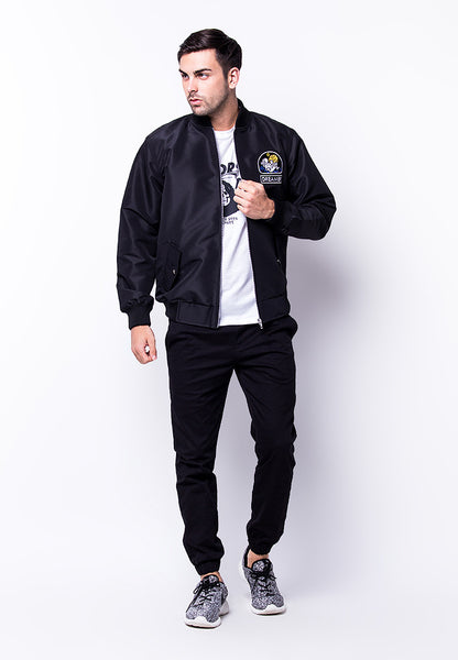 END-PG022/JACKET-I-BOMBER-DREAMER-BLACK-M