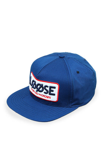END-PH003/HAT-E-SNAPBACK-CLASSIC-LOOSE-NAVY