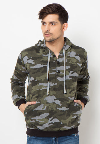 END-PJ007/SWEATER-BN-CAMO-MACEO-GREEN-M