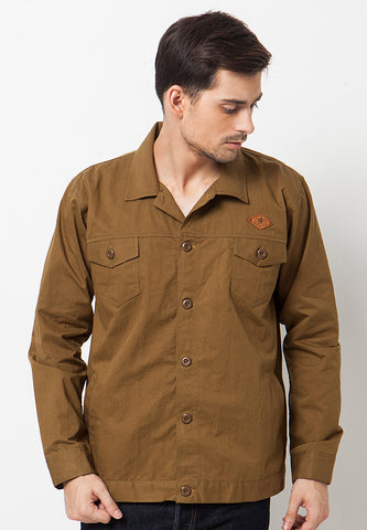END-PL005/JACKET-BN-NDRS-VICTOR-DARKOLIVE-M