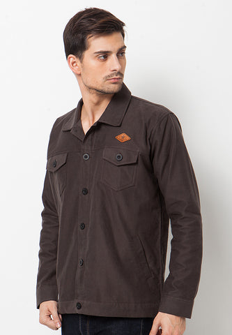 END-PL006/JACKET-BN-NDRS-VICTOR-DARKGREY-M