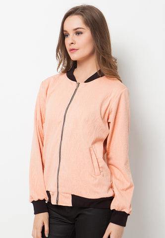 END-PL010/JACKET-R-MAEVE-MTF-SALMON-F