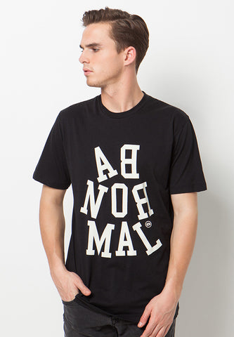END-QA003/TSHIRT-WL-ABNORMAL-BLACK-M