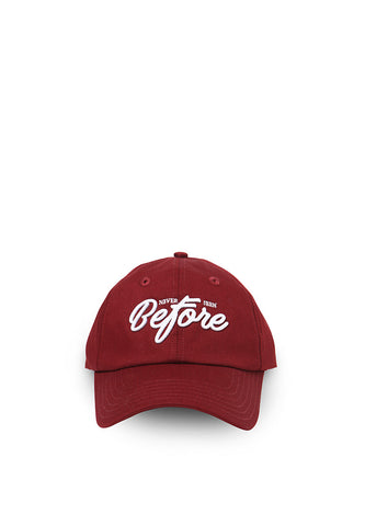 END-QA014/HAT-KD-POLO-BEFORE-MAROON