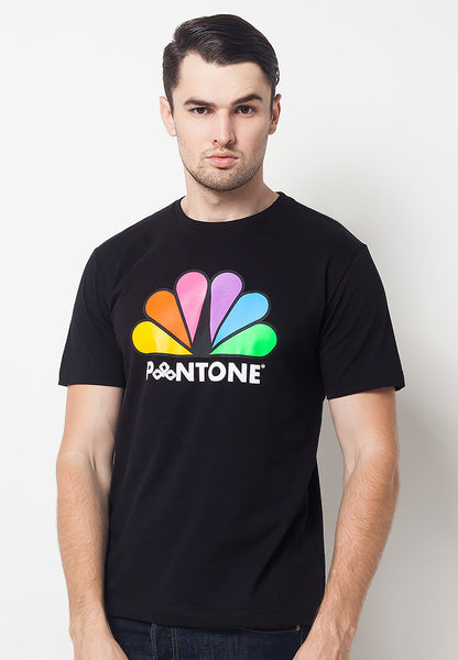 END-QF003/TSHIRT-E-PANTONE-BLACK-M