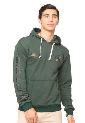 END-RF019 / SWEATER INO FUSE GREEN M