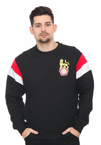 END-RF025/SWEATSHIRT SYN LION BLACK M