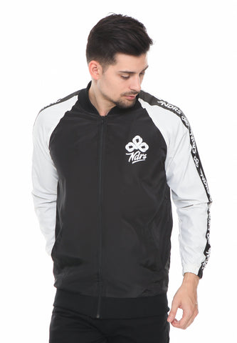 END-RF027/JACKET SYN FLUX BLACK M