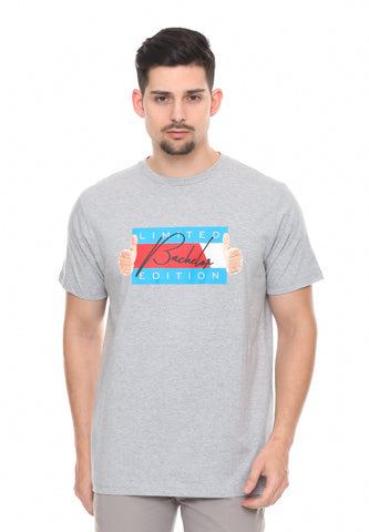 END-RF040/TSHIRT SYN BACHELOR GREY M