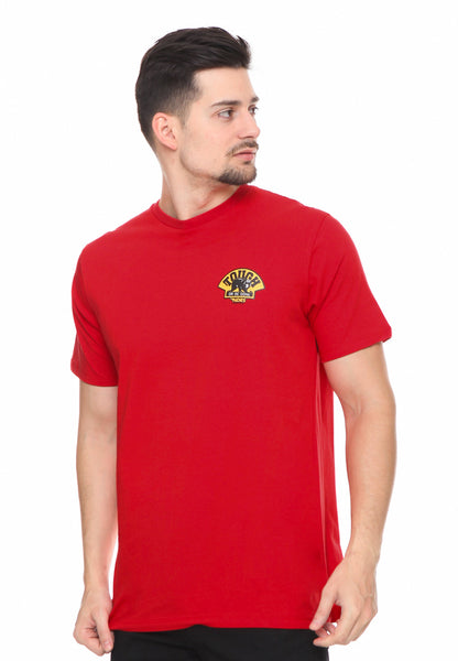 END-RF043/TSHIRT SYN TOUGH RED M