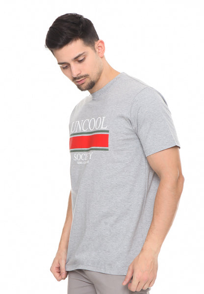 END-RF044/TSHIRT SYN UNCOOL GREY M