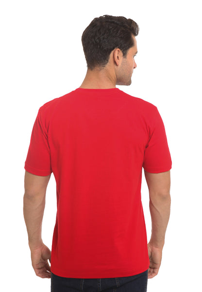 END-RI004/TSHIRT E LOVEGUARD RED M