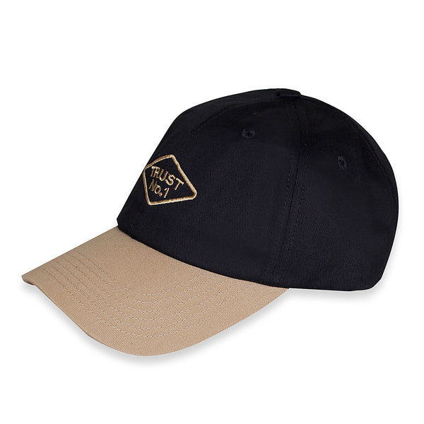 END-RJ003/HAT DS TRUST NO ONE KHAKI BLACK