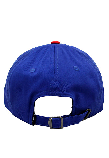 END-RK001/HAT DS INITIAL R BLUE