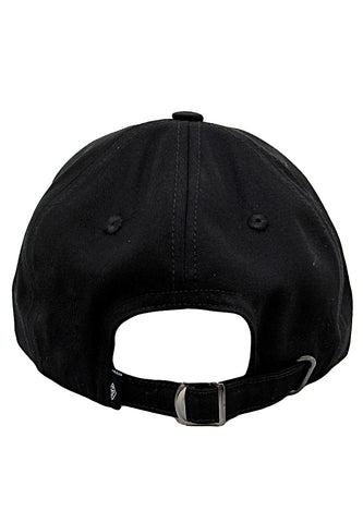 END-RK002/HAT DS INITIAL R BLACK