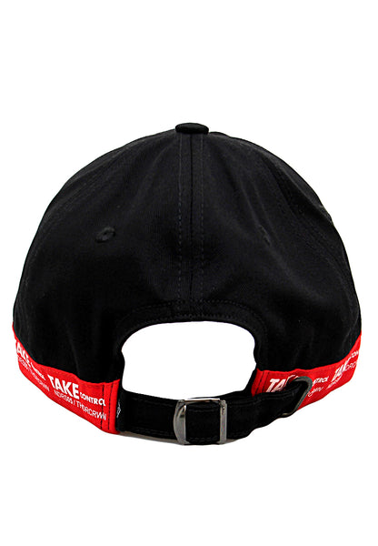 END-RK003/HAT DS TAKE CONTROL RED
