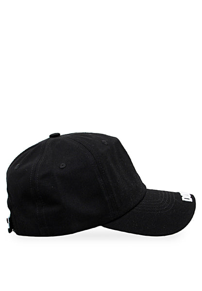 END-RK004/HAT DS DONE CHECKER BLACK